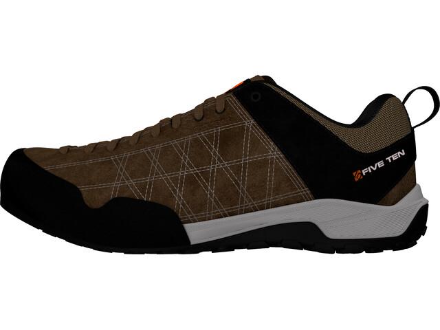 adidas Five Ten Guide Tennie Zapatillas Hombre, drkcar/core black/uniora